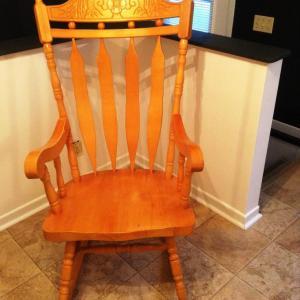 La chaise détente du Maudit Français