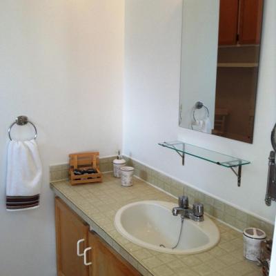 Salle de bain du condo
